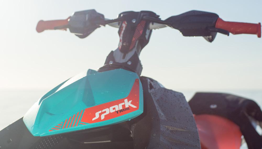 2017 Sea-Doo Spark Trixx 2