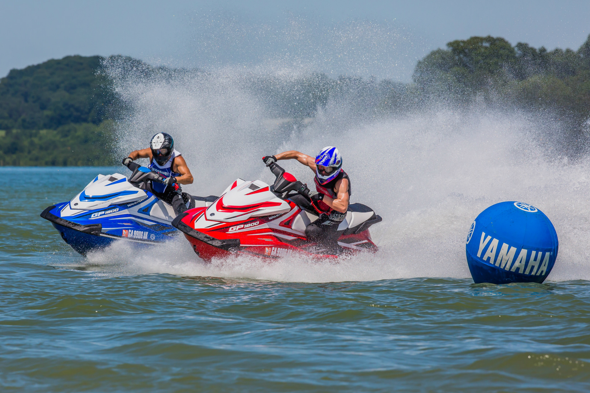 Jetworks performance by art gomez high performance for Yamaha gp1800 horsepower