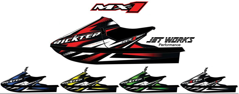Rickter MX-1 Jetworks Yamaha Wave Blaster Waveblaster